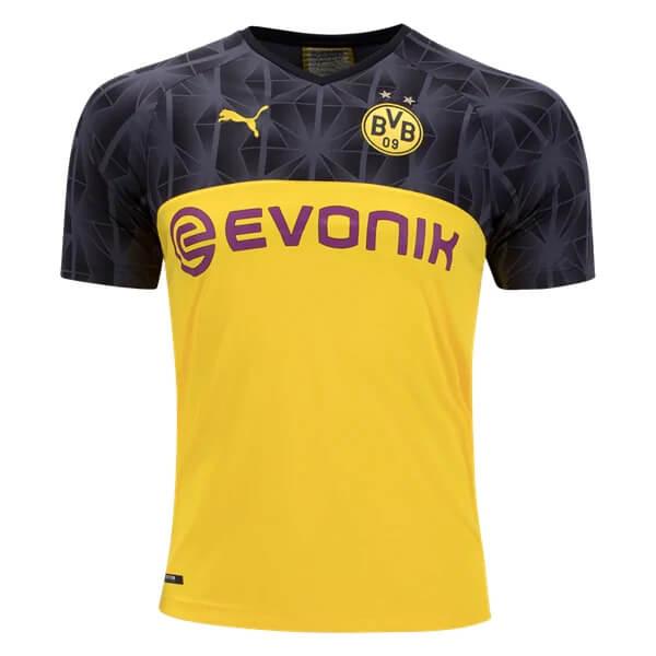 Borussia-Dortmund-Third-Cup-Football-Shirt-19-20