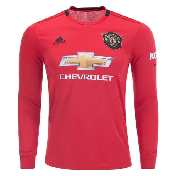 Manchester-United-Home-Long-Sleeve-Football-Shirt-19-20