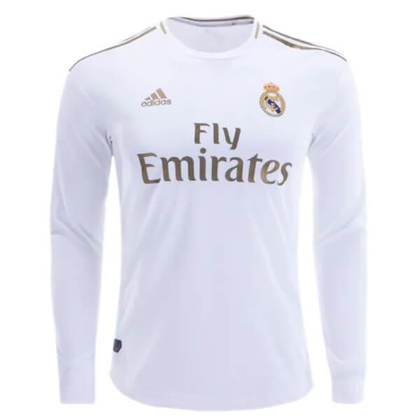 Real-Madrid-Home-Long-Sleeve-Football-Shirt-19-20